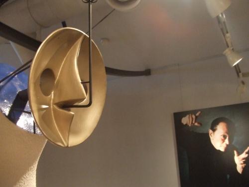 岡本太郎記念館 『『明日の神話 』再生への道』展