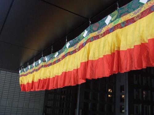 チベット砂曼荼羅ライブパフォーマンス 2006