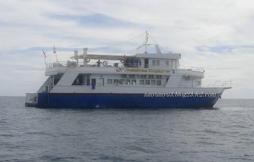 セルベス・エクスプローラ号
