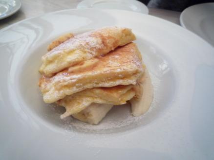 リコッタパンケーキ