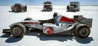 HONDA F-1
