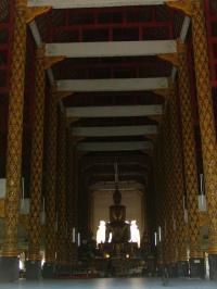 タイ式のお寺