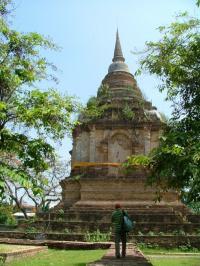インド式のお寺
