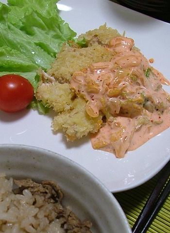 キムチマヨソース