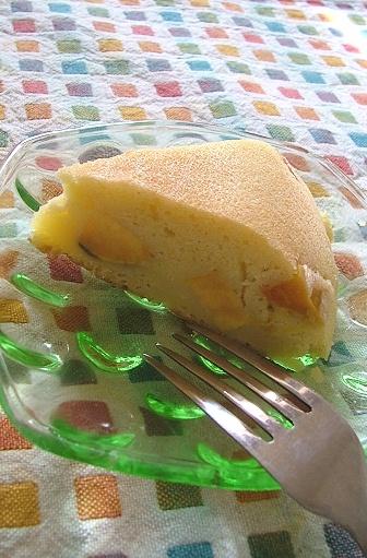 シットリサツマイモケーキ