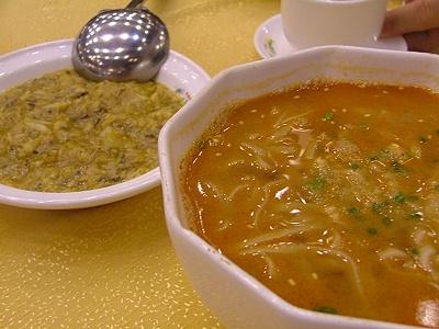 蟹味噌坦坦麺