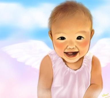 YOMEちゃんちの天使