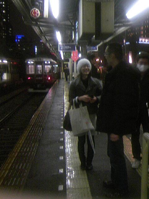阪急電車に乗って3