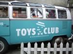 TOYS CLUB バス