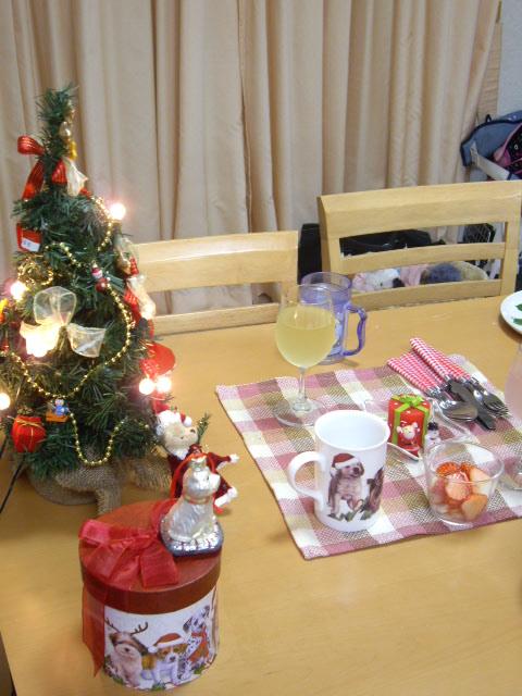 クリスマスの用意★