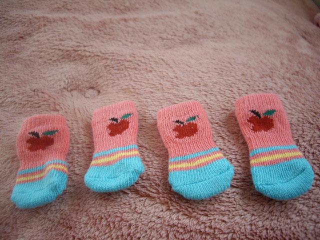 小さな靴下さん