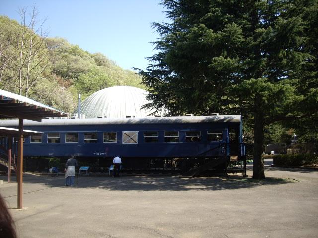 他にも旧国鉄の電車もあったよ