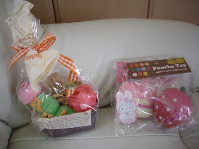 まりかちゃんのプレゼント