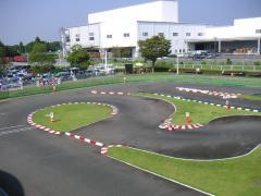 コース左側