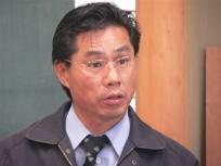熊本県漁連の白石参事さんから熊本県の海苔の状況についての報告がありました