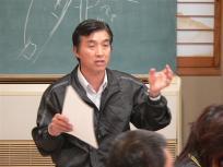 熊本県漁連の太田部長さんからは海の状況の報告がありました