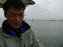 福島さん、どうして川口でアカツキとかナギサとか美味しい熊本海苔ができるんですか?
