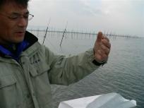 やっぱり、美味しい海苔ができる漁場でつくるからじゃないかな?