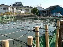P1050427海水をためる水槽です。