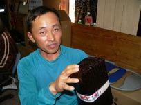P1060470美味しい熊本海苔ナギサができたよ。藤森組合長に届けてよ
