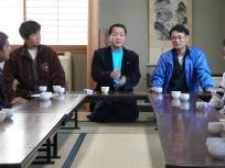 P1070211いよいよ熊本海苔の検査が始まります。