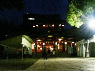 初詣~富岡八幡宮