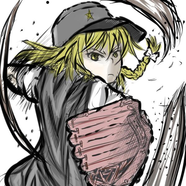 普通の豪腕投手