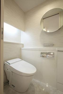 ⑩新トイレ