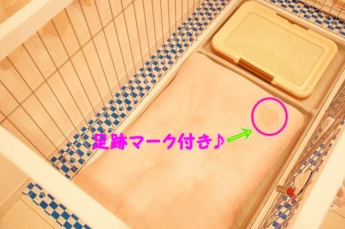サークル用ベッド④