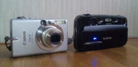 旧&新マイカメラ