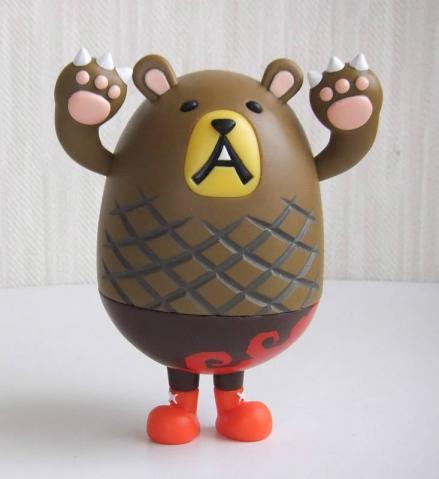 ハンバーグマのグーグー(3DS対応)