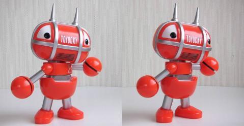 トヨッキー(3D・平行法対応)