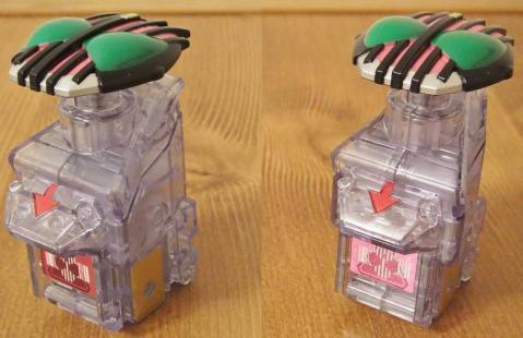 レジェンドライダースイッチ・ディケイド:1(3D・平行法対応)