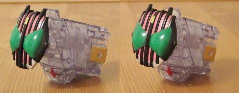 レジェンドライダースイッチ・ディケイド:2(3D・平行法対応)