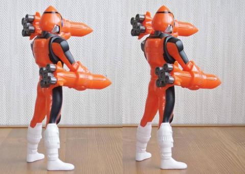 RHS EX ロケットステイツ:4(3D・平行法対応)