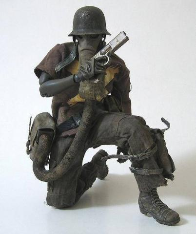 threeA WWR Barguest de Plume バーゲスト (3DS版)