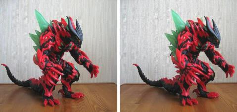 ウルトラ怪獣シリーズEX アークベリアル