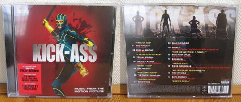 Kick-Ass Music from the Motion Picture(輸入盤)