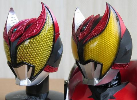 マスクコレクション版(左)との比較