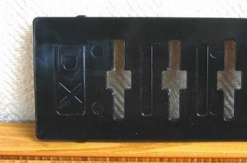 ベルト裏の刻印