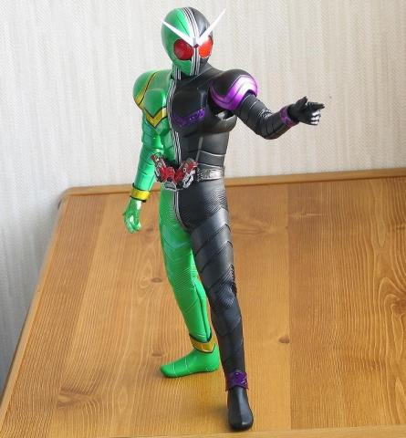 PROJECT BM! No.32 仮面ライダーW(サイクロンジョーカー)