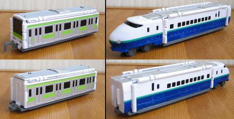 VL04 E231系山手線~200系新幹線やまびこ
