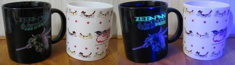 ゼーガペイン・マグカップ