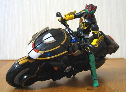ライドベンダー(マシンバイクモード)