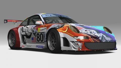 #80 GT3-RSR