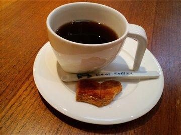 中川ワニコーヒー