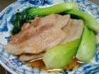 豚バラ肉の中華風煮