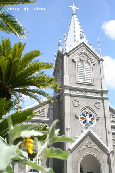 2008 8月13日 天草 崎津教会