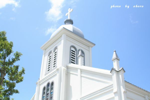 2008 8月13日 天草 大江天主堂3