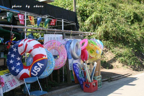 2008 8月13日 天草 茂串海水浴場